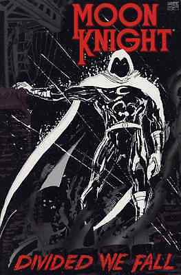 Moon Knight Divided We Fall Near Mint Tpb 1992 Marvel Comics