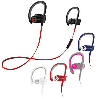 Beats By Dr. Dre Powerbeats 2 Wireless Headphones Black,blue, pink, red, white