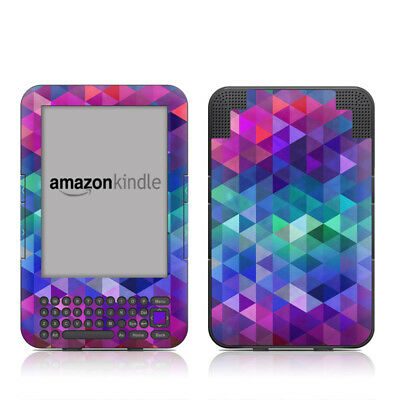 Kindle Keyboard Skin - Charmed by FP - Sticker Decal