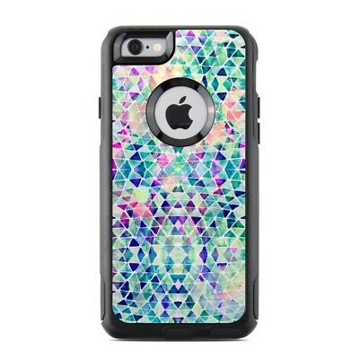 Skin for Otterbox Commuter iPhone 6/6S - Pastel Triangle - Sticker Decal