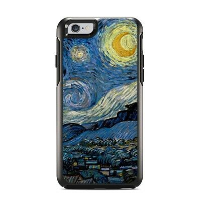 Skin for Otterbox Symmetry iPhone 6/6S - Starry Night - Sticker Decal