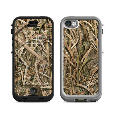 Skin Kit for Lifeproof iPhone 5c NUUD ~ SHADOW GRASS BLADES ~ Decal Sticker