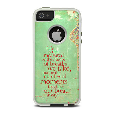Skin for Otterbox iPhone 5/5S - Measured by Duirwaigh Studios - Sticker Decal