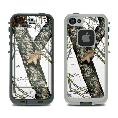 Skin Kit for LifeProof FRE iPhone 5S - Winter - Mossy Oak Camo - Sticker Decal