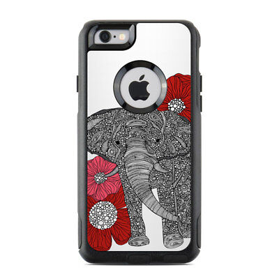 Skin for Otterbox Commuter iPhone 6/6S - The Elephant - Sticker Decal