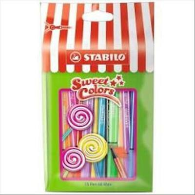 Stabilo Cf15 Pen68 Mini Sweet Colors