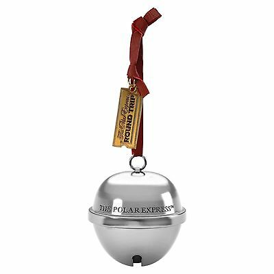 Hallmark 2016 The First Gift of Christmas Polar Express Bell Magic Ornament