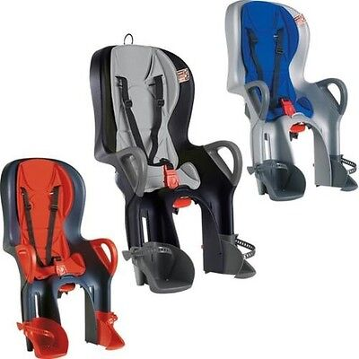 OK Baby Bike rear child seat 10+ Selection of colours NEW