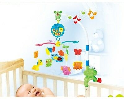 musik mobile spielzeug baby items picclick de. Black Bedroom Furniture Sets. Home Design Ideas