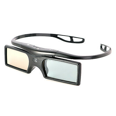 Replacement Active Shutter RF 3D Glasses for Sony TV / Projector TDG-BT500A 400A
