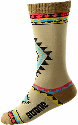 Scene Socks Half Cushioned Snowboard Socks Various Colours and Sizes 2015