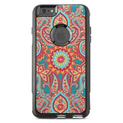Skin for Otterbox Commuter iPhone 6 Plus - Carnival Paisley - Sticker