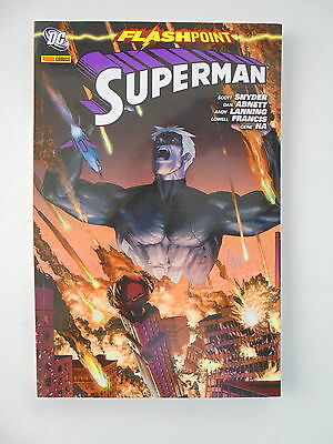 FLASHPOINT SONDERBAND - Superman - DC Comic. Softcover. Z. 1