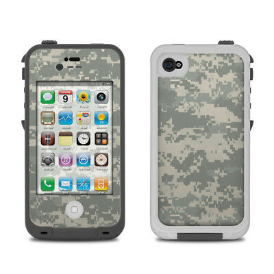 Skin for LifeProof iPhone 4/4S - ACU Camo - Sticker Decal