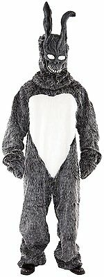 Donnie Darko Movie Adult Frank The Bunny Costume Suit W/ Mask Mens One Size