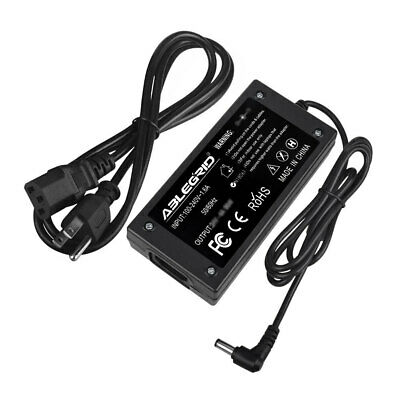 AC Adapter For LG Model LCAP37 Flat Screen HD TV Power Supply Charger PSU  Cord