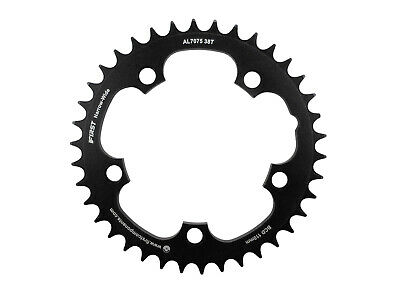 Chainring Single CX 110BCD x 38T 7075T6 CNC Wide Narrow 1 x 9,10,11 Speed Shun