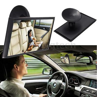 Car Safety Seat Inside Sucker Mirror View Back Baby Rear Facing Care Child Kids
