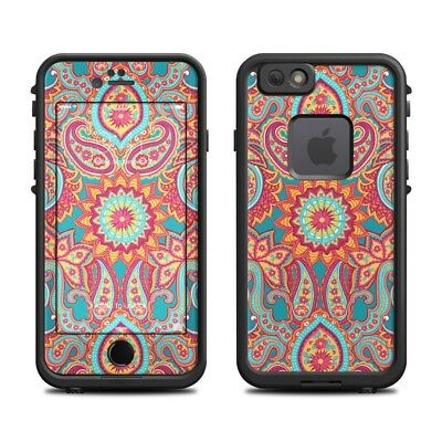 Skin for LifeProof FRE iPhone 6/6S - Carnival Paisley - Sticker Decal