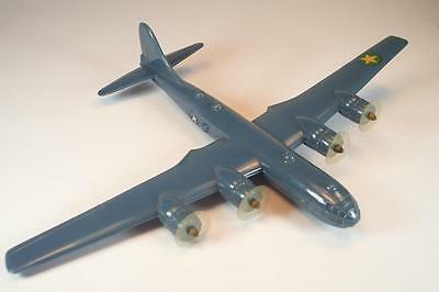 Wiking Flugzeug 1/200 USA 23 Superfortress blau ca. ab 1947 sehr rar #123