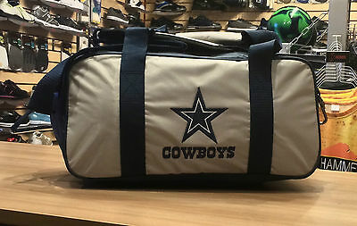 NFL 2 Ball Double Tote Bowling Bag Cowboys