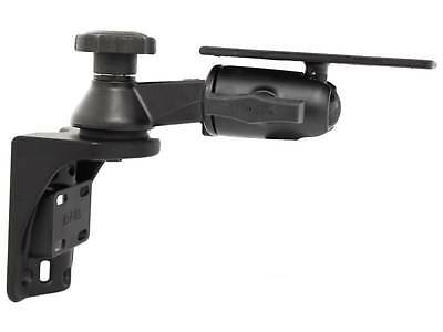 Ram-109Vsb - Ram Single Arm Ball Mount Vertical