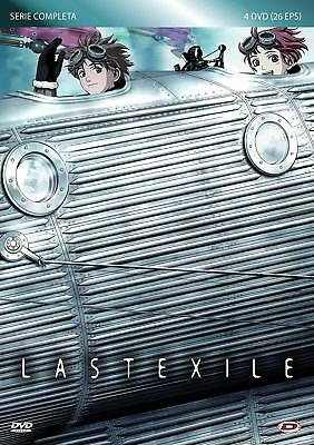 Dvd Last Exile The Complete Series (Eps 01-26) (4 Dvd) .....NUOVO