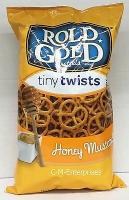 Rold Gold Classic Honey Mustard Tiny Twists Pretzels 10 oz