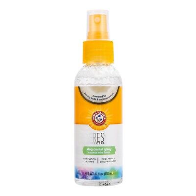 Arm & Hammer Tartar Control Dental Spray Spearmint - Dog Oral Hygiene
