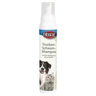 Trixie Dry Foam Shampoo for Dogs and Cats, 450 ml 2941