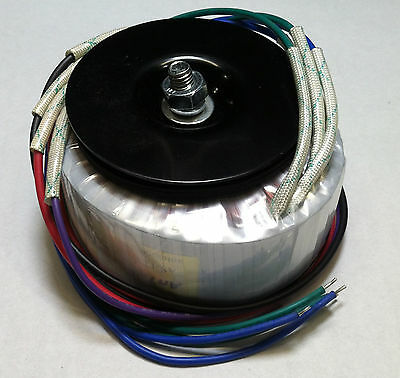 DIY HiFi Toroidal Power Transformer 400VA 25V x2 / 50V CT p/n AS-4225
