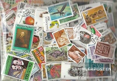 Africa 500 different stamps