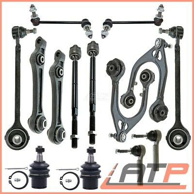 Suspension Track Control Arm Wishbone Kit Front 14-Part Chrysler 300 C