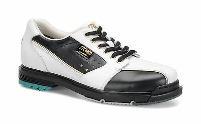 Storm SP3 Womens Performance Bowling Shoes White Black Gold Wide Width