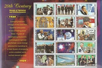 Marshall-Islands 952-966 ZD-archery unmounted mint / never hinged 1998 that 20.C