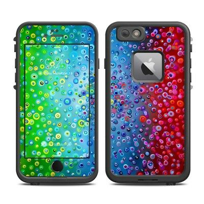 Skin for LifeProof FRE iPhone 6 Plus - Bubblicious - Sticker Decal