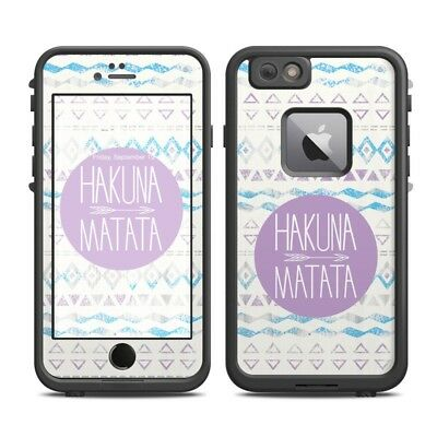 Skin for LifeProof FRE iPhone 6 Plus - Hakuna Matata - Sticker Decal