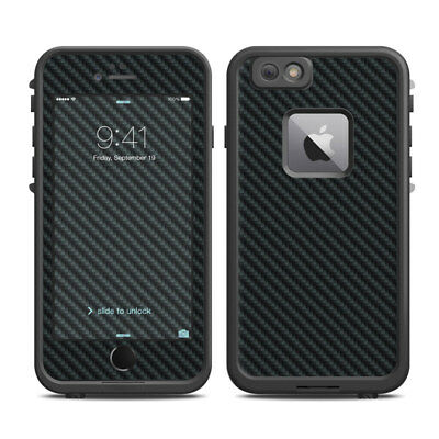 Skin for LifeProof FRE iPhone 6 Plus - Carbon - Sticker Decal