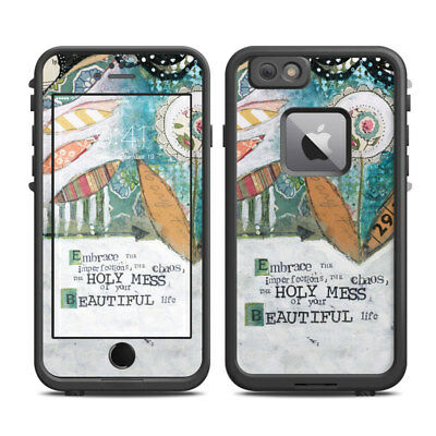 Skin for LifeProof FRE iPhone 6 Plus - Holy Mess - Sticker Decal