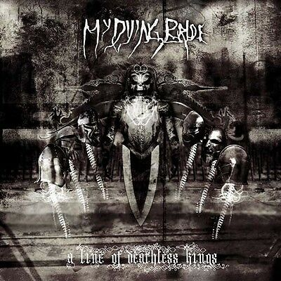 MY DYING BRIDE - A Line Of Deathless Kings  (2-LP) DLP