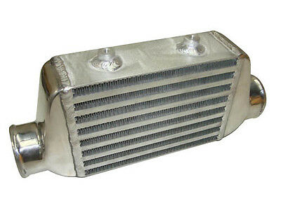 """Cooling-Pro Bar & Plate Intercooler - Mini 200 x 140 x 65mm (2.5"""" Outlets)"""