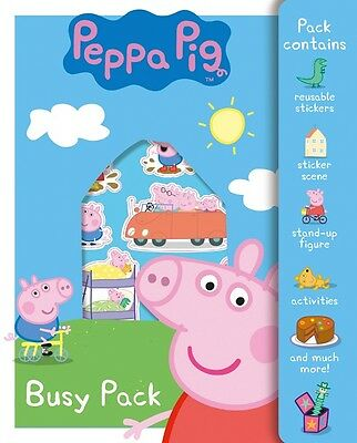 Peppa Pig Busy pack