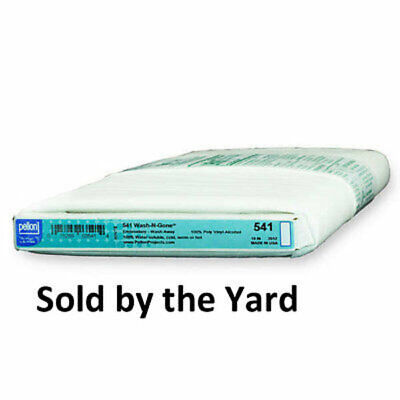 """Pellon Wash-N-Gone Water Soluble Stabilizer 19"""" Wide By The Yard"""