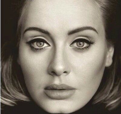 A5 25 by Adele CD 2015 BRAND NEW Hello When We Were Young Gift