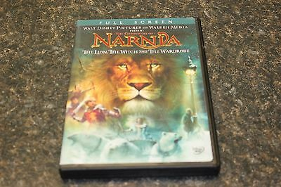 The Chronicles of Narnia: The Lion, The Witch, and the Wardrobe DVD, 2006, Full