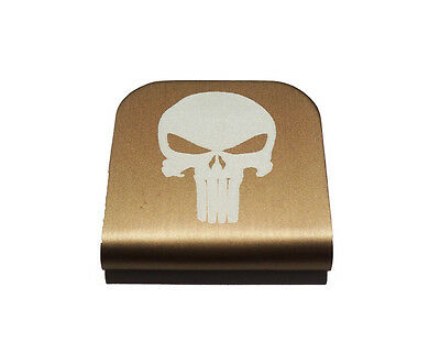 0da6738c8863 PUNISHER HAT CLIP Copper for Tactical Patch Caps by Morale Tags