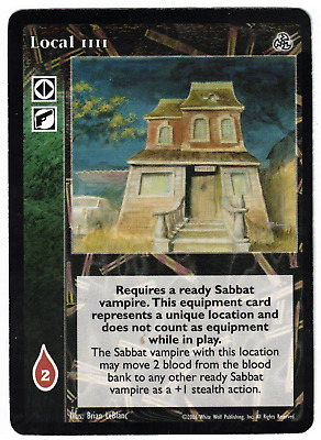 Communal Haven Cathedral x5 Mixed 3rd Edition//Black Hand V:TES VTES