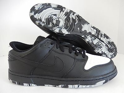on sale 628fc be03d Nike Dunk Low Premium Id Tuxedo Camo Black-White Sz 12  628307-992