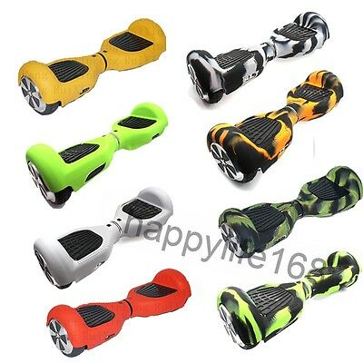 Silicone Cover Case For Smart Equilibrage Hoverboard 2 Roues scooter électrique
