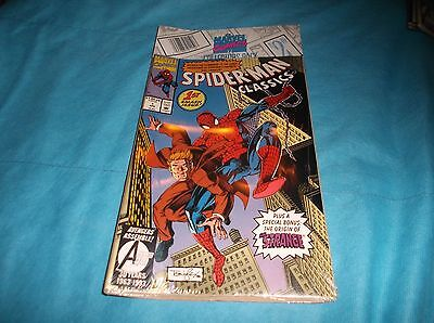 Marvel Comics Collector's 2 Pack Spider-Man Classics Issues #1 and #2 Comic Book